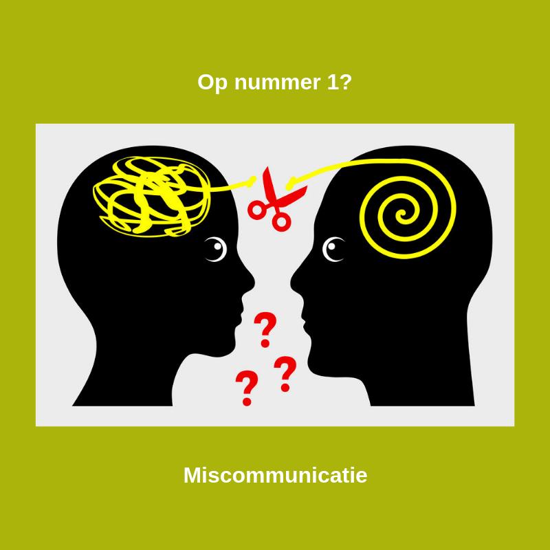 Miscommunicatie 3